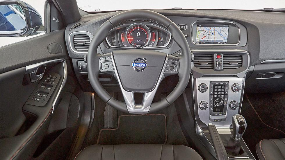 Volvo V40 morro volante