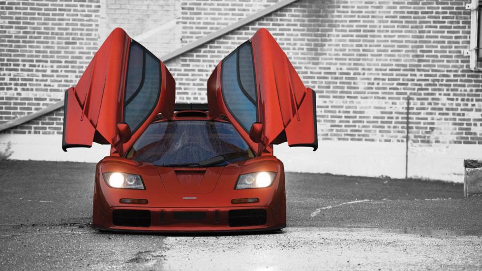 McLaren F1 LM frontal