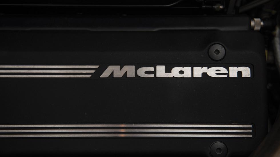 McLaren F1 LM detalle