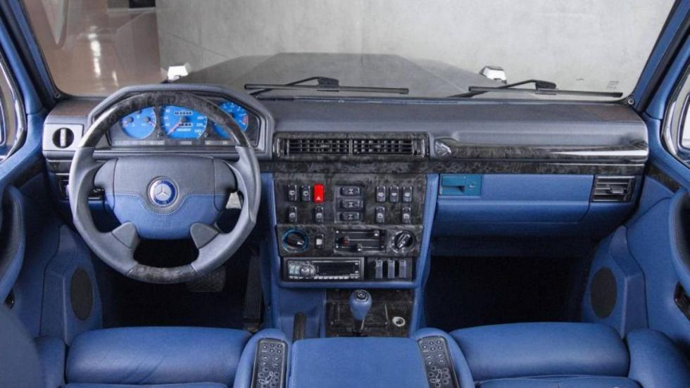 Mercedes G500 Schultz