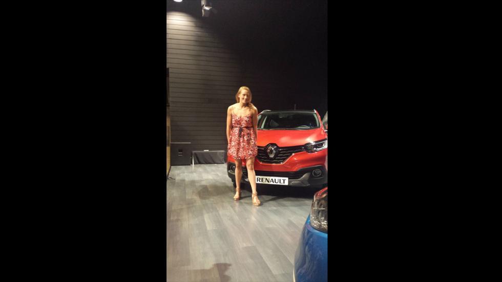 Mireia Belmonte Renault Kadjar