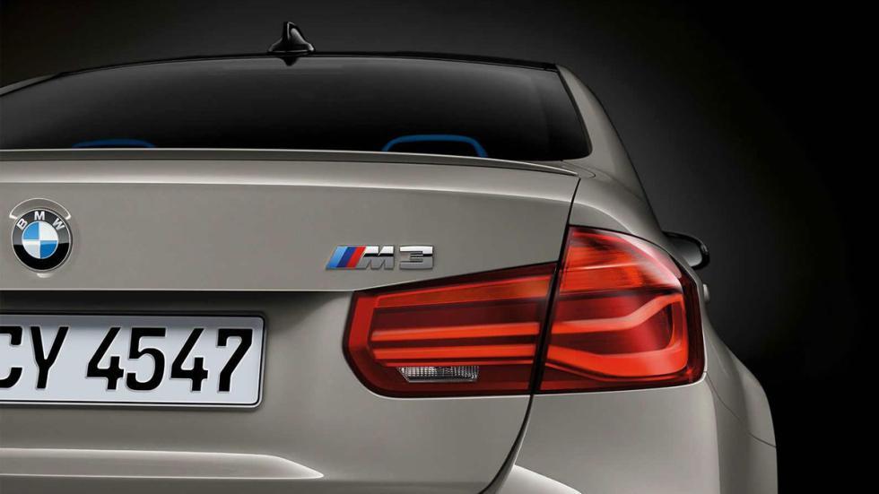 BMW M3 Individual exterior