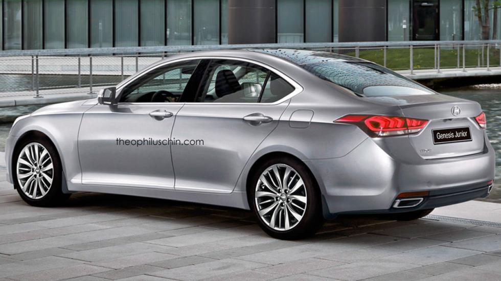 Hyundai Genesis junior