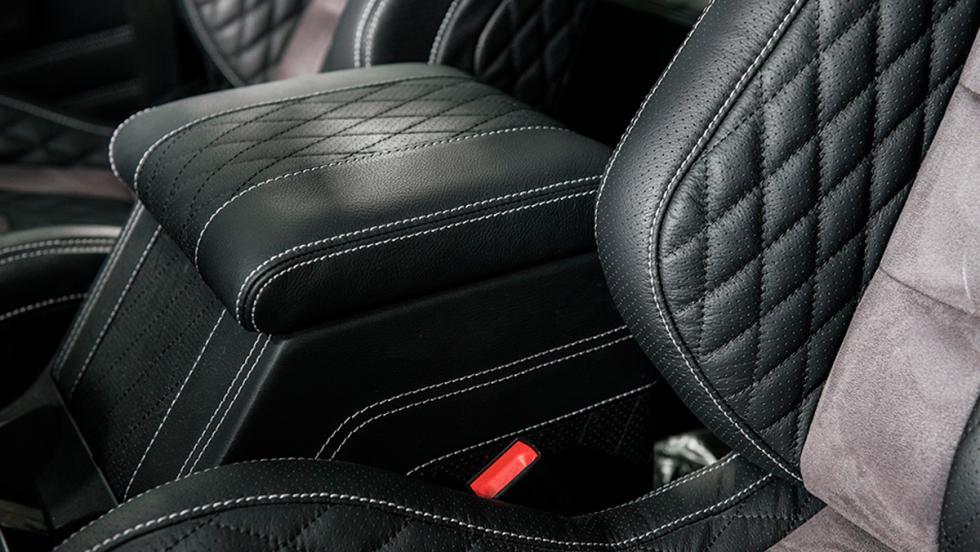 Land Rover Defender Kahn Design detalles