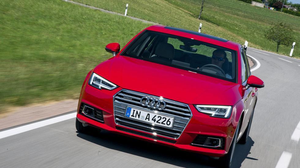 Prueba: Audi A4 2015