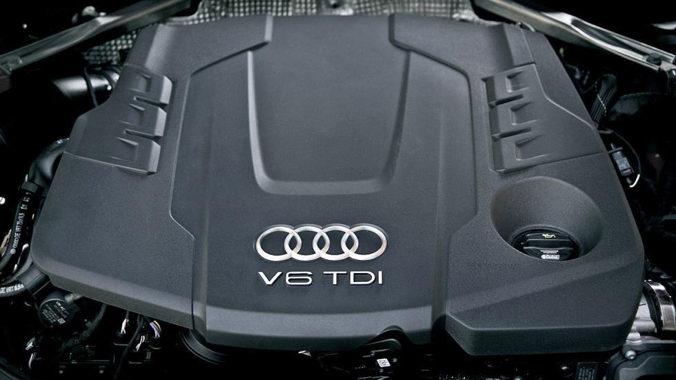 Prueba: Audi A4 2015 motor