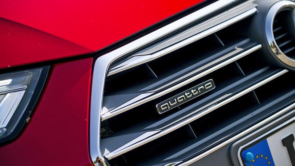Prueba: Audi A4 2015 llanta