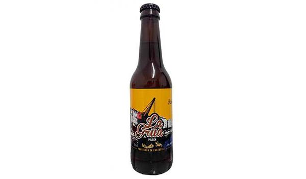 La Grúa cerveza