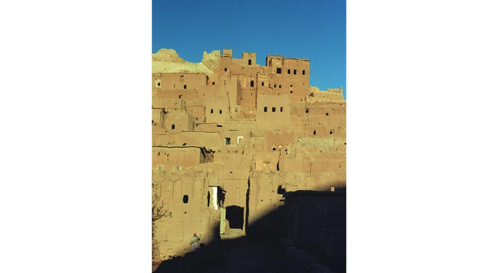 Aït Benhaddou, en Marruecos