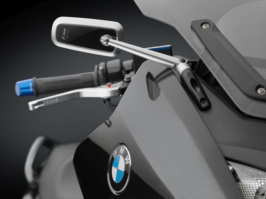 BMW 600 Sport Rizoma retrovisor de diseño ¿A que mola?