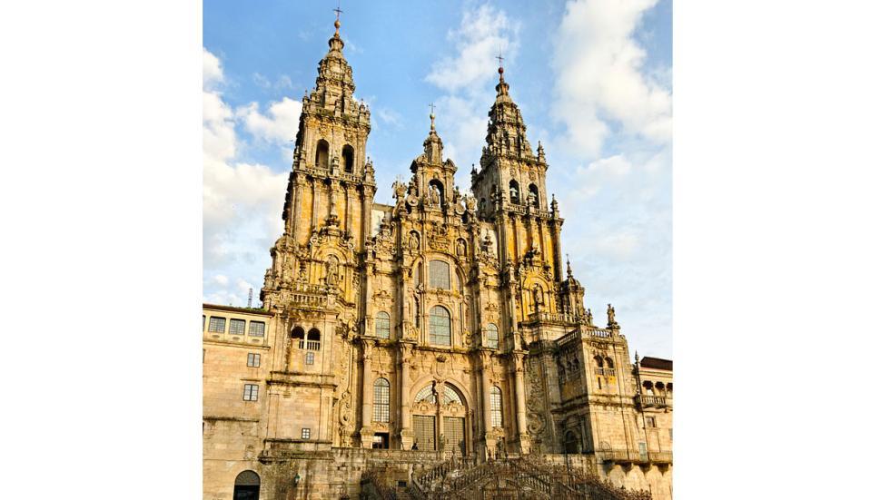 La Catedral de Santiago de Compostela
