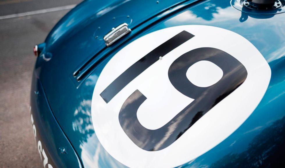 Jaguar C-Type 19