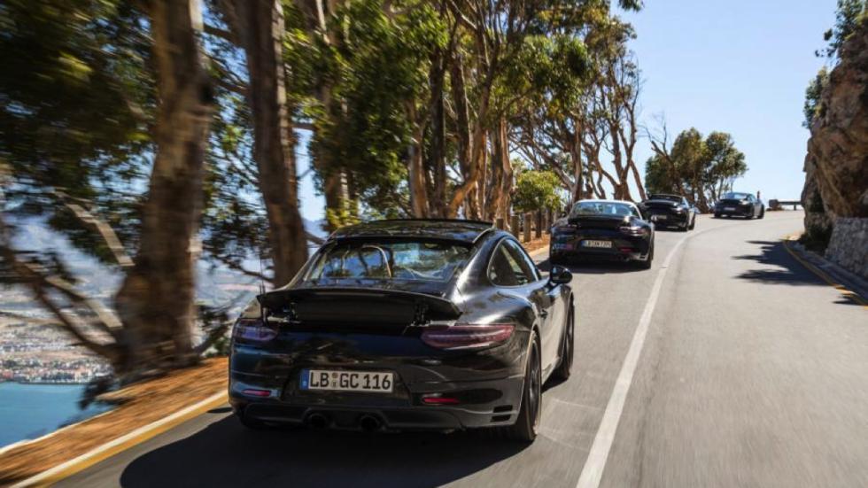 Porsche 911 facelift 2016 posterior