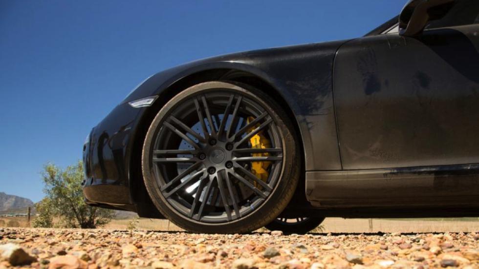 Porsche 911 facelift 2016 llantas
