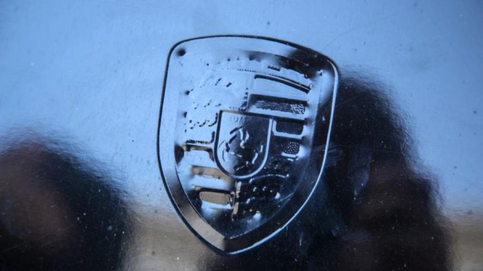 Porsche 911 facelift 2016 logo