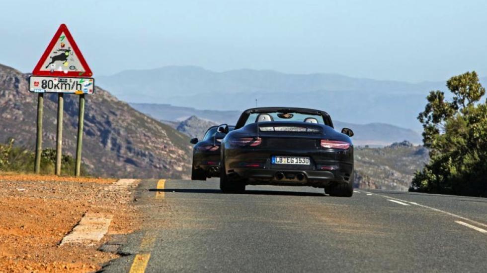 Porsche 911 Turbo facelift 2016