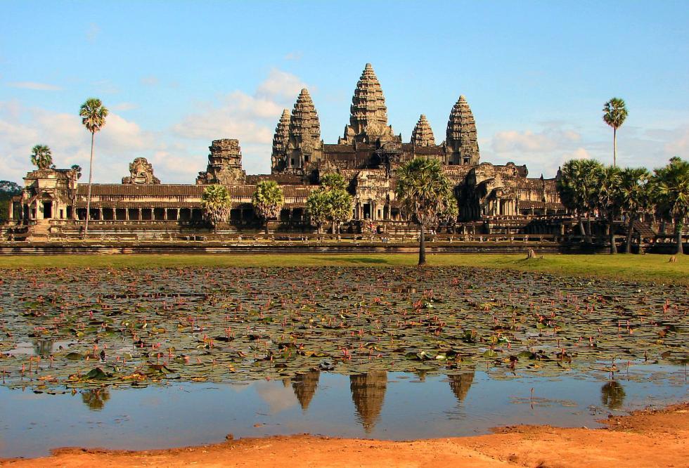 Angkor Wat, en Camboya