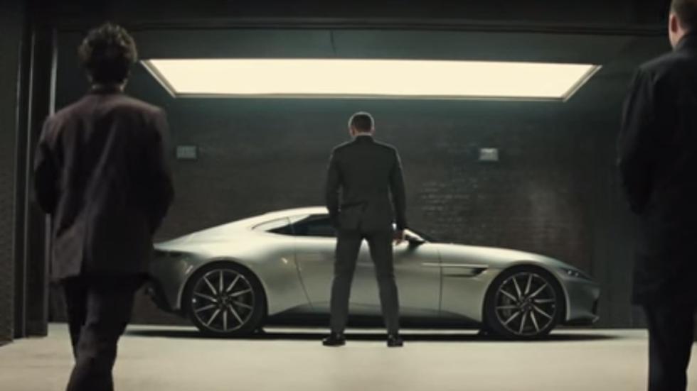 Aston Martin DB10 Spectre 6