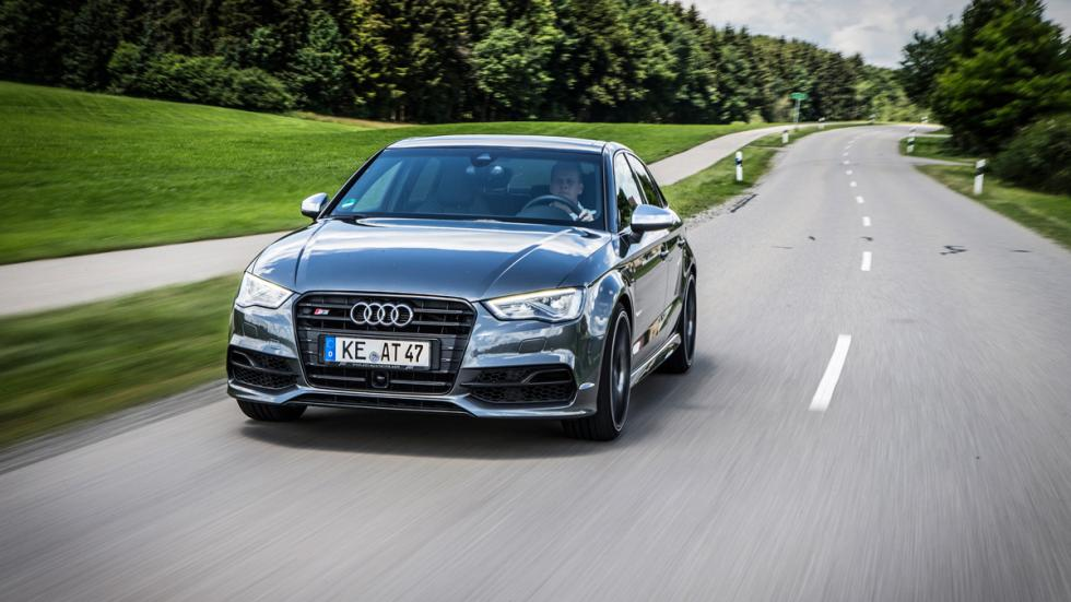 Audi S3 por ABT frontal