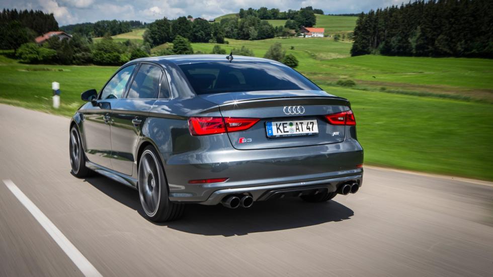 Audi S3 por ABT trasera