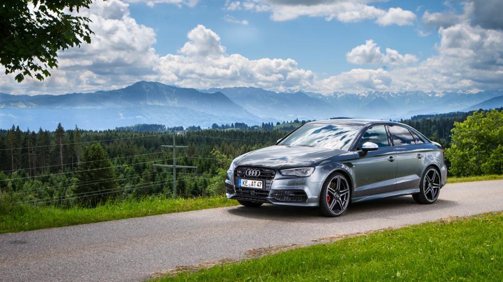 Audi S3 por ABT dinamica