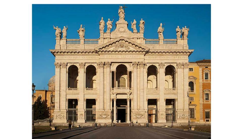 Basílica de San Juan de Letrán