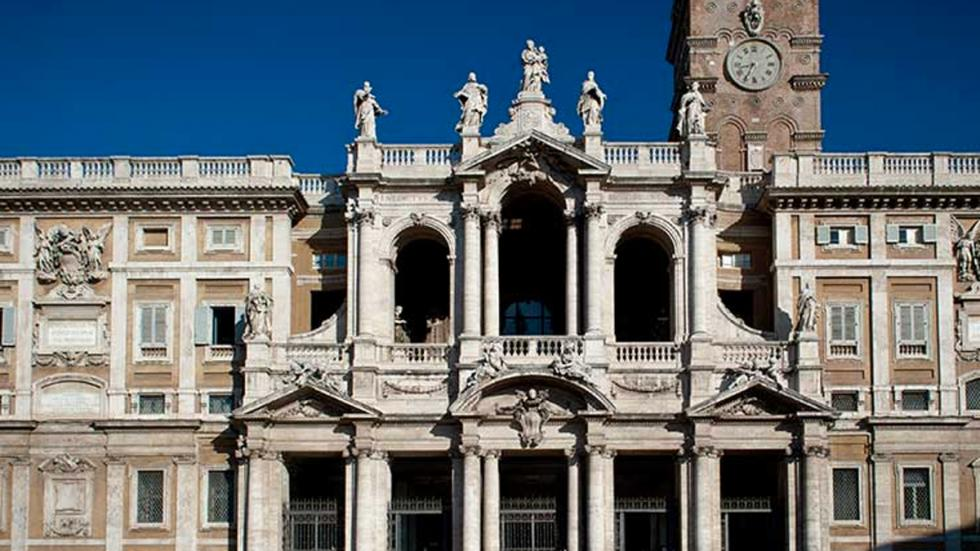Basílica Papal de Santa María la Mayor
