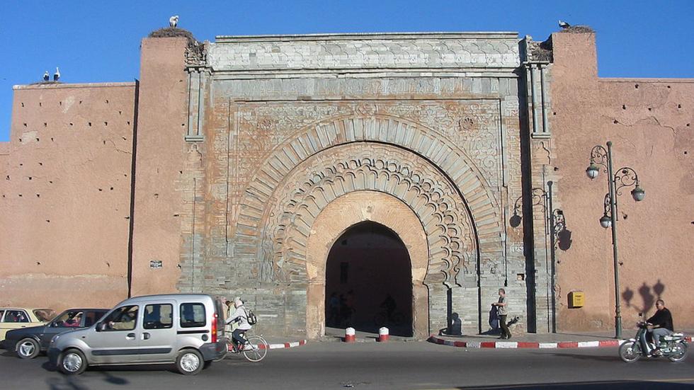 Bab Agnaou, en Marrakech