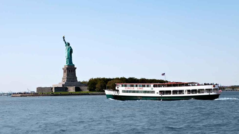 Estatua de la Libertad, Nueva York.