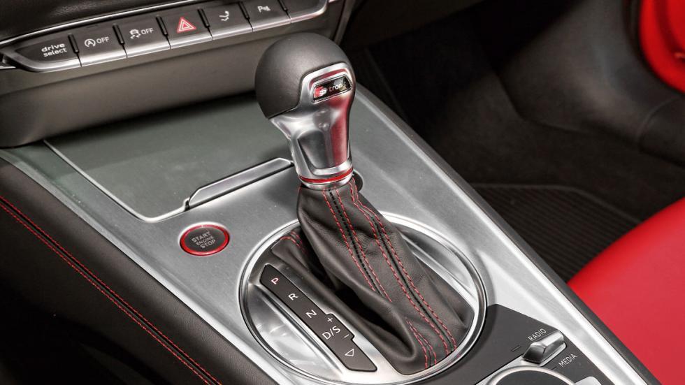 Audi TTS 2015 cambio