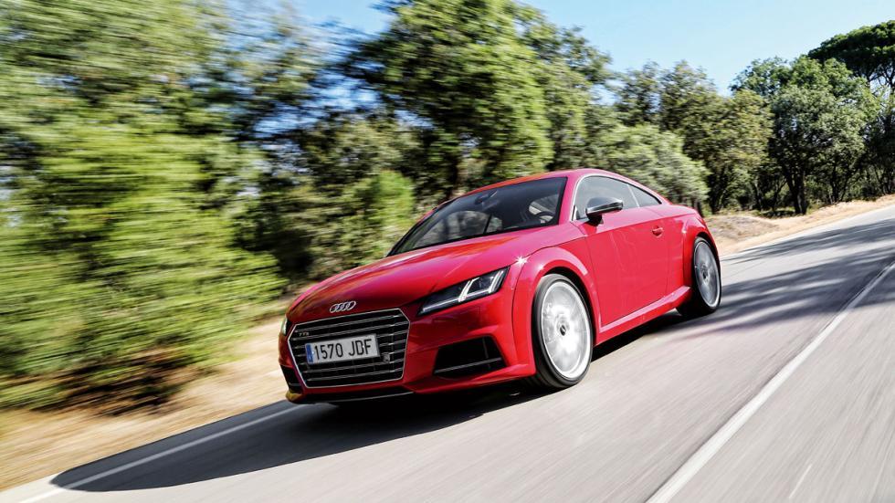 Audi TTS 2015 dinamica