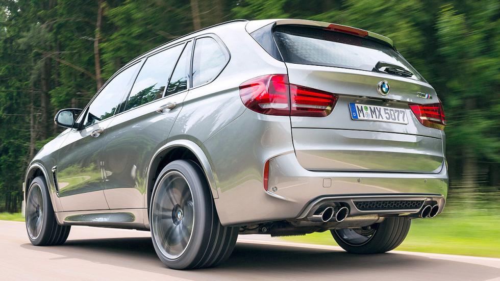 BMW X5 zaga
