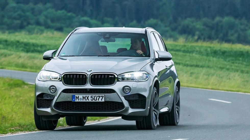 BMW X5 faros