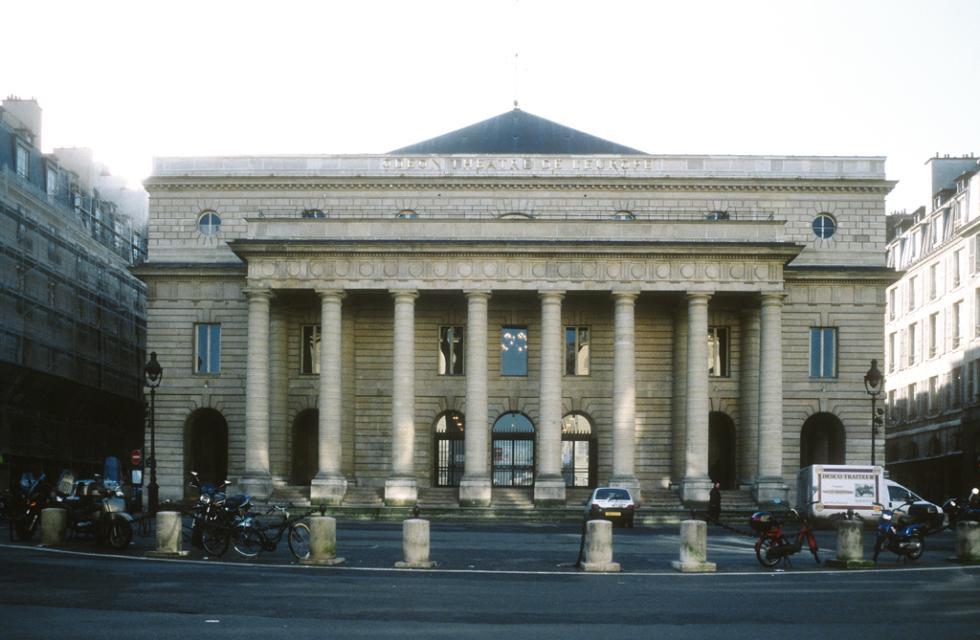 Odéon, Teatro de l'Europe