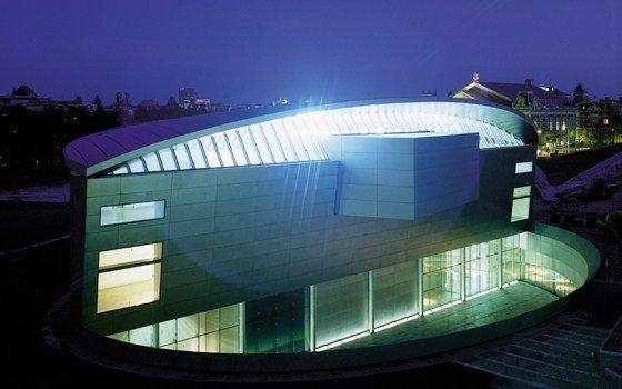 El Museo de Van Gogh, en Amsterdam.