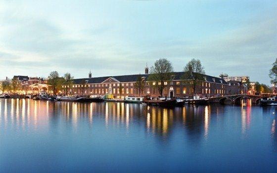 El Museo Hermitage, en Amsterdam.