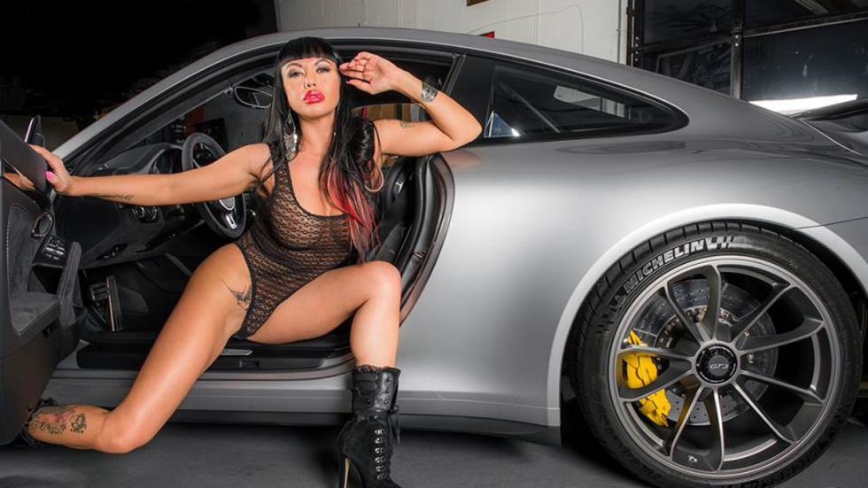 Porsche 911 caliente