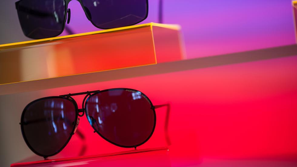 Gafas de sol de Porsche