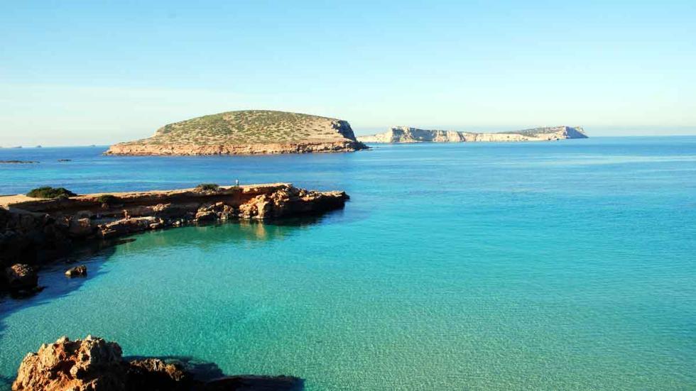 Playa de Ibiza.