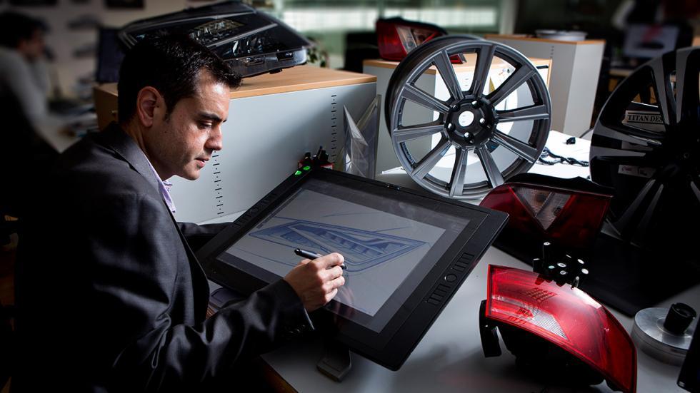Proceso de desarrollo del vehículo en el Centro Técnico de Seat