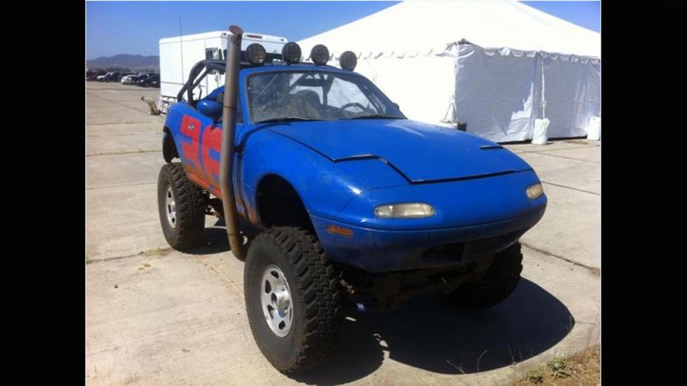Monster truck ruedas gigantes mx5