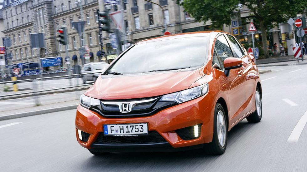 Prueba: Honda Jazz 2015