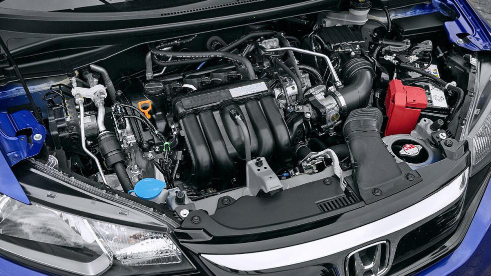 Prueba: Honda Jazz 2015 motor