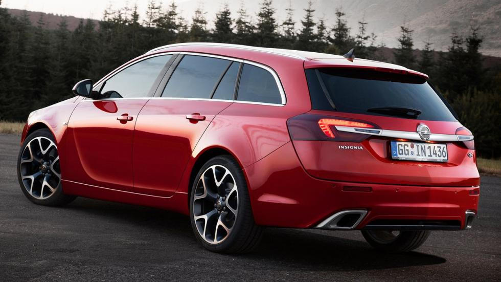 Opel Insignia OPC Sports Tourer trasera