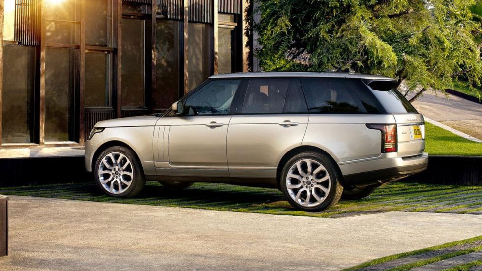 10 coches preferidos futbolistas Reino Unido Range Rover