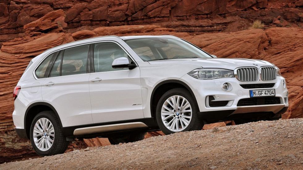 10 coches preferidos futbolistas Reino Unido BMW X5