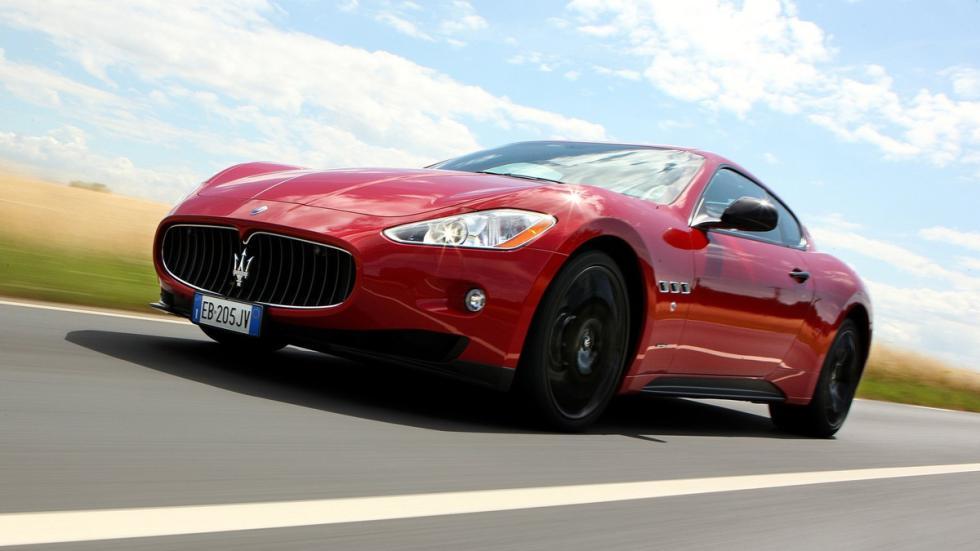 10 coches preferidos futbolistas Reino Unido Maserati Gran Turismo