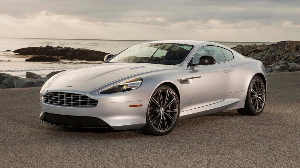 10 coches preferidos futbolistas Reino Unido Aston Martin DB9