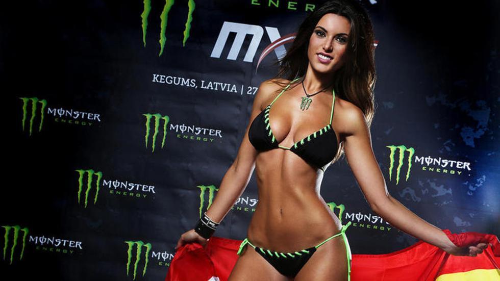 Monster Girls en Motocross de las NAciones