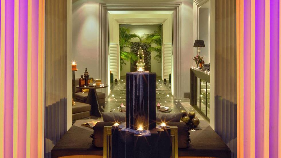 mejores hoteles del mundo Shinta Mani Club recepción